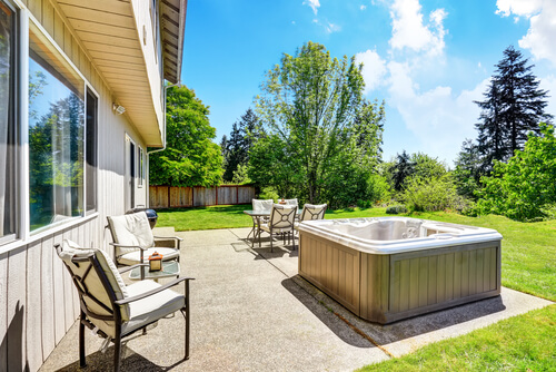Hot Tub Removal in Yorktown, Newport News, Toano